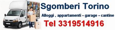 Sgombero Torino da 50€ – Sgombero per appartamenti e uffici